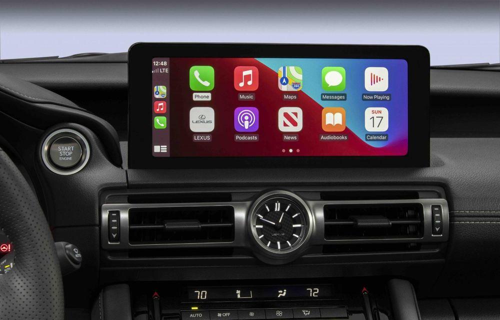 Lexus prezintă noul IS 500 F Sport Performance: V8 de 5.0 litri și 479 de cai putere - Poza 19