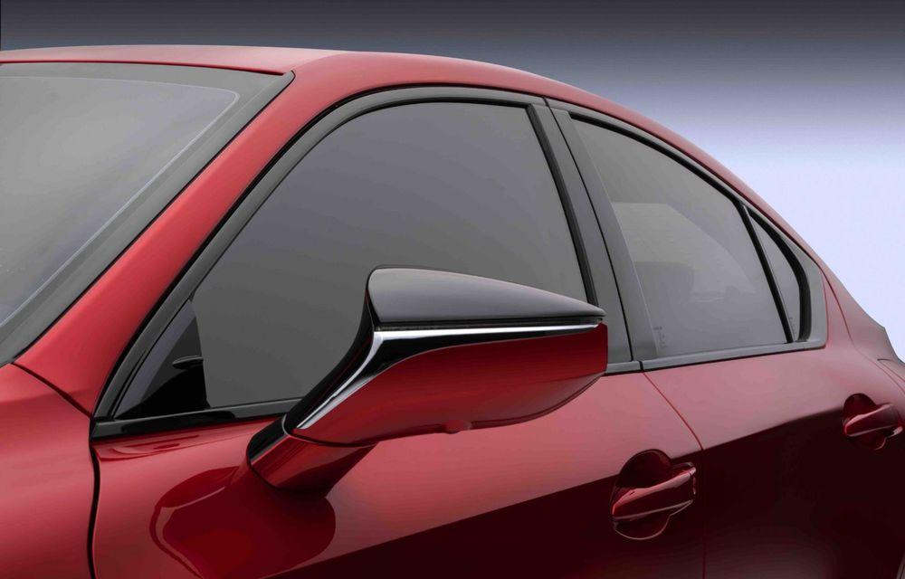 Lexus prezintă noul IS 500 F Sport Performance: V8 de 5.0 litri și 479 de cai putere - Poza 13