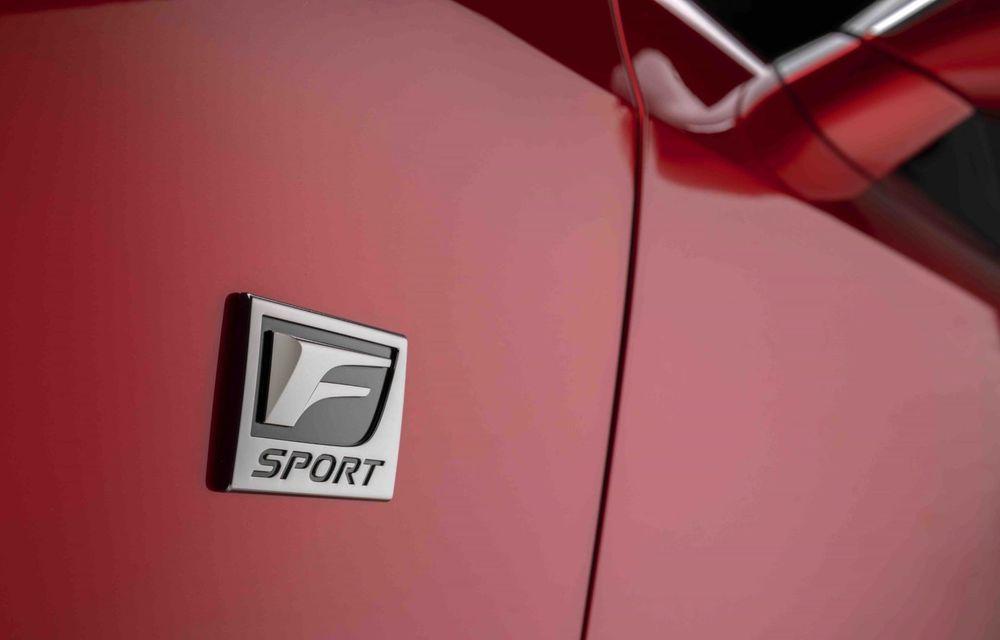 Lexus prezintă noul IS 500 F Sport Performance: V8 de 5.0 litri și 479 de cai putere - Poza 3