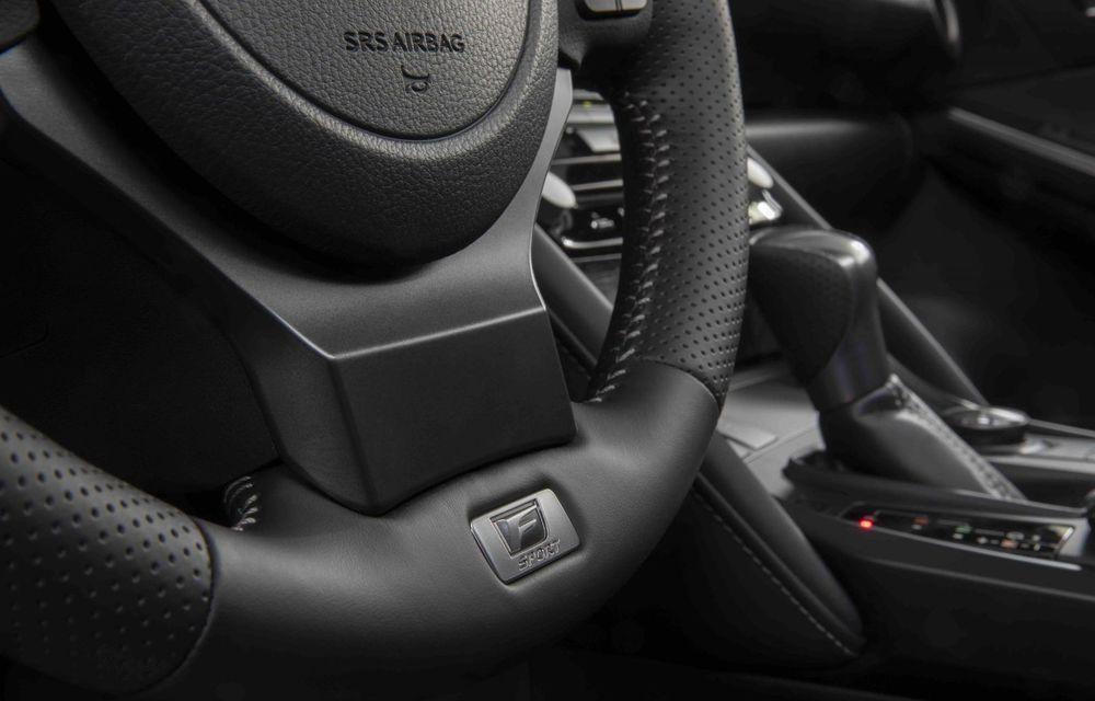 Lexus prezintă noul IS 500 F Sport Performance: V8 de 5.0 litri și 479 de cai putere - Poza 18