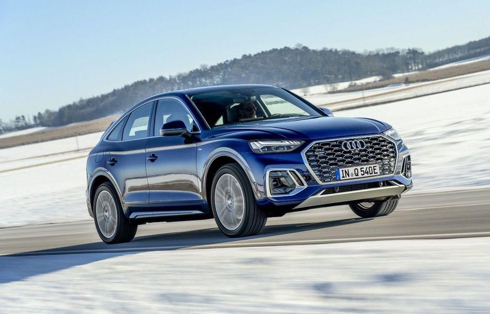 Audi introduce o baterie nouă pe versiunile PHEV ale mai multor modele: autonomie mai mare cu până la 20 de kilometri - Poza 1