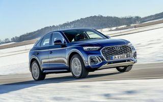 Audi introduce o baterie nouă pe versiunile PHEV ale mai multor modele: autonomie mai mare cu până la 20 de kilometri