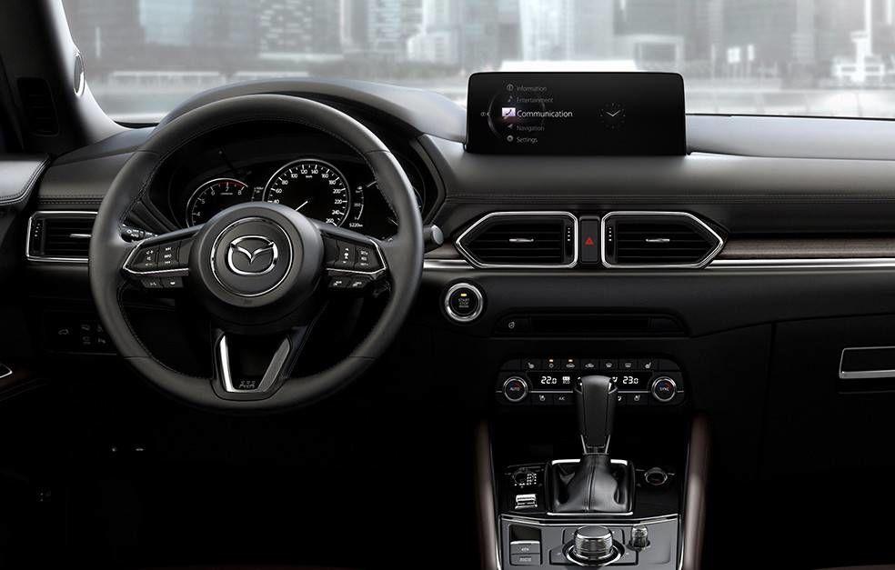 Îmbunătățiri pentru Mazda CX-5: display central mai mare și o nouă ediție specială - Poza 2