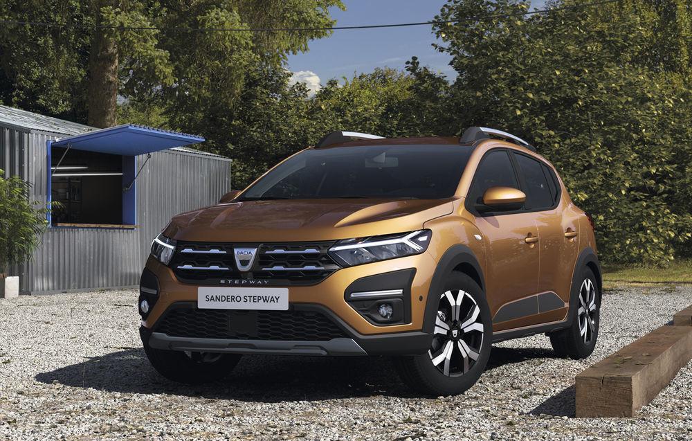 Dacia Sandero a depășit VW Golf la înmatriculările europene din ianuarie - Poza 1