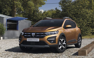 Dacia Sandero a depășit VW Golf la înmatriculările europene din ianuarie