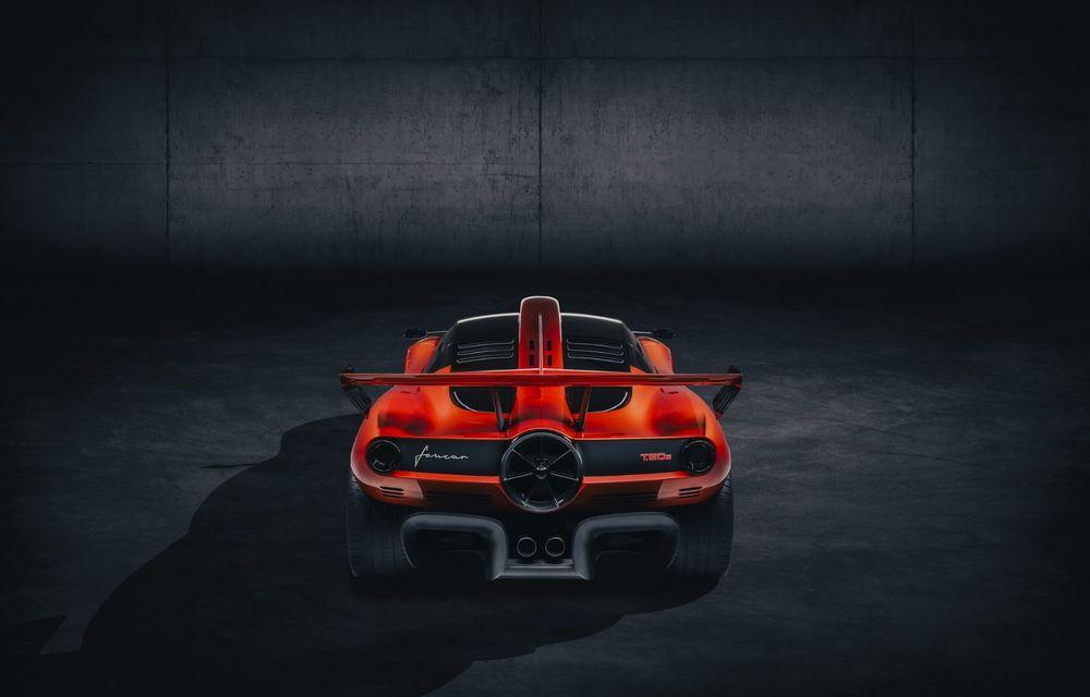 Gordon Murray lansează un supercar special T.50 Niki Lauda: 725 CP și producție limitată - Poza 4