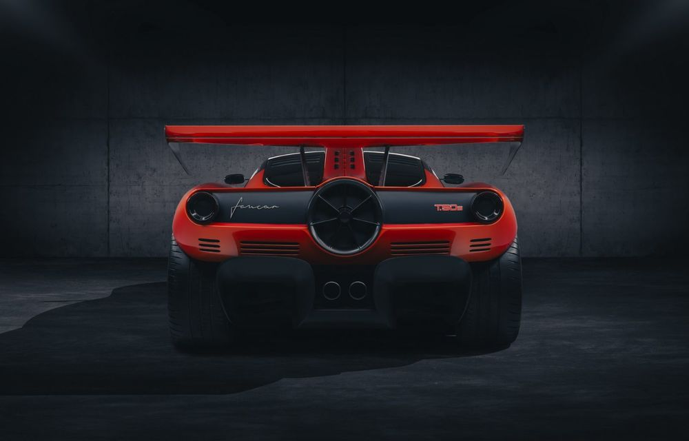 Gordon Murray lansează un supercar special T.50 Niki Lauda: 725 CP și producție limitată - Poza 5