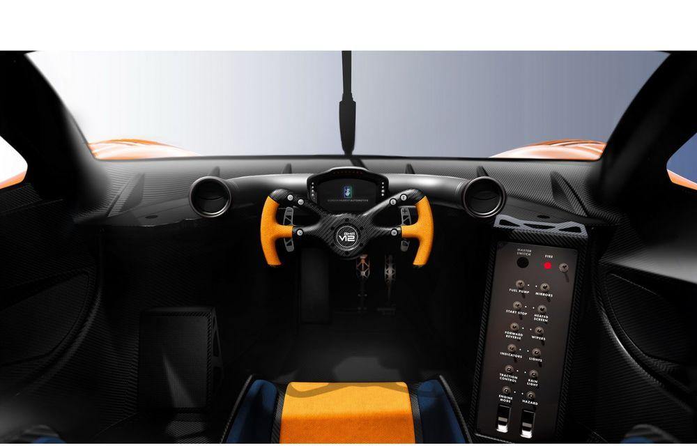 Gordon Murray lansează un supercar special T.50 Niki Lauda: 725 CP și producție limitată - Poza 18