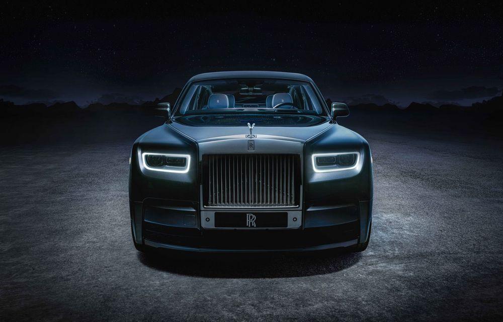 Rolls-Royce Phantom Tempus Collection, limuzină cu un interior inspirat de astronomie - Poza 3