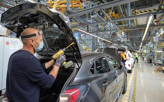 Ford suspendă temporar producția de la Craiova: uzina va fi închisă timp de 8 zile din cauza lipsei de semiconductori