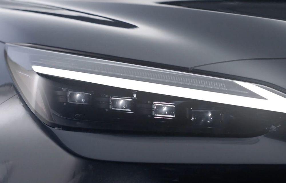 Primele imagini neoficiale cu viitorul Lexus NX - Poza 4