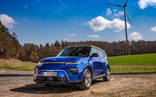 Prețuri pentru noul Kia e-Soul în România: start de la 37.643 euro
