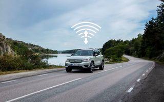 Prima actualizare over-the-air pentru Volvo XC40 Recharge: SUV-ul electric primește funcții noi și îmbunătățiri la sistemul de propulsie