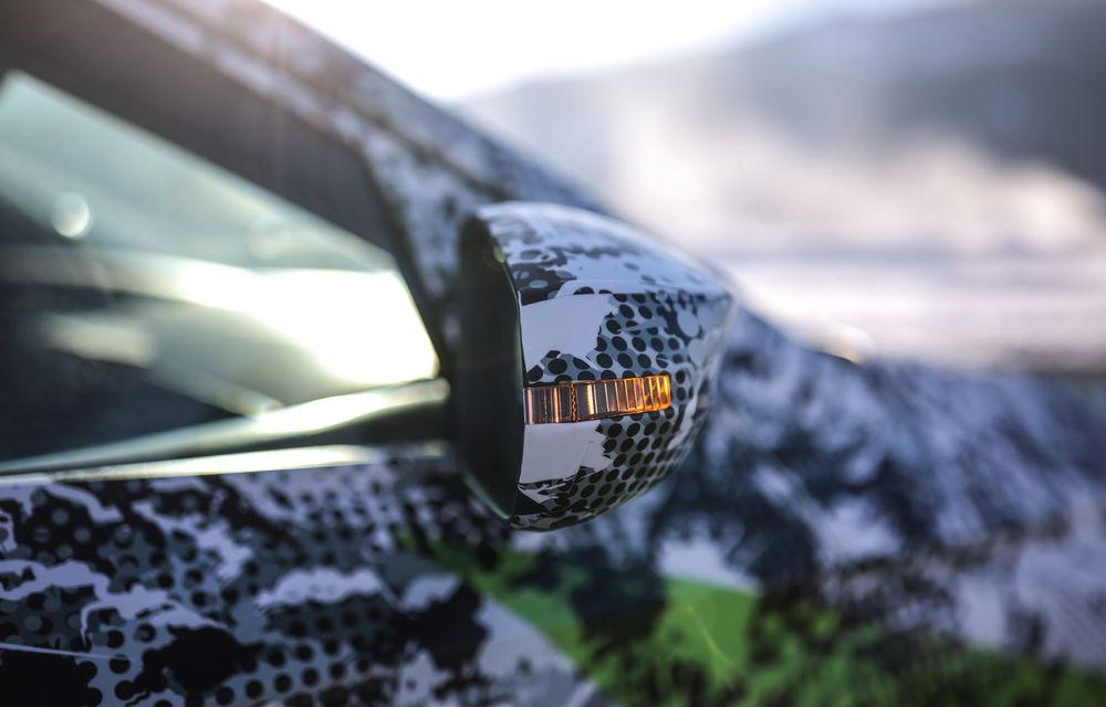 Detalii complete despre noua Skoda Fabia: platformă nouă și gamă de motorizări fără diesel - Poza 14
