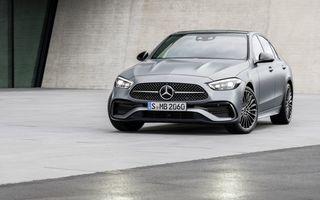 """Mercedes: """"Versiunea electrică a lui Clasa C va fi lansată cel mai devreme în 2024"""""""