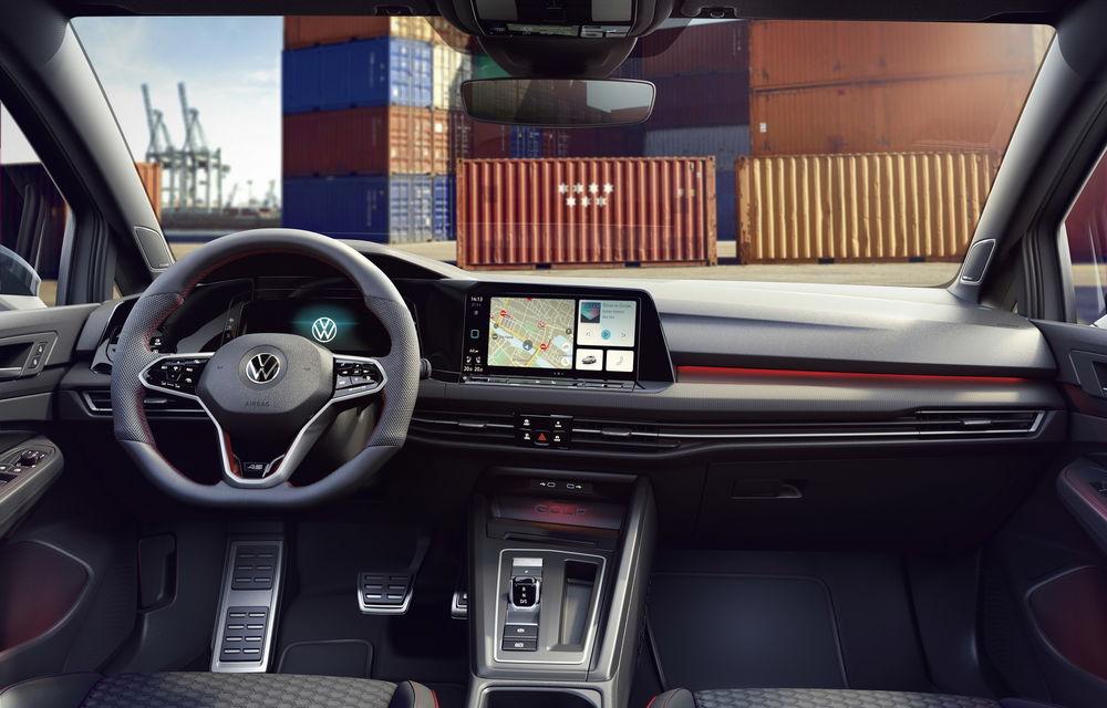 Volkswagen Golf GTI Clubsport 45: model aniversar pentru cei 45 de ani de la debutul primului Golf GTI - Poza 4