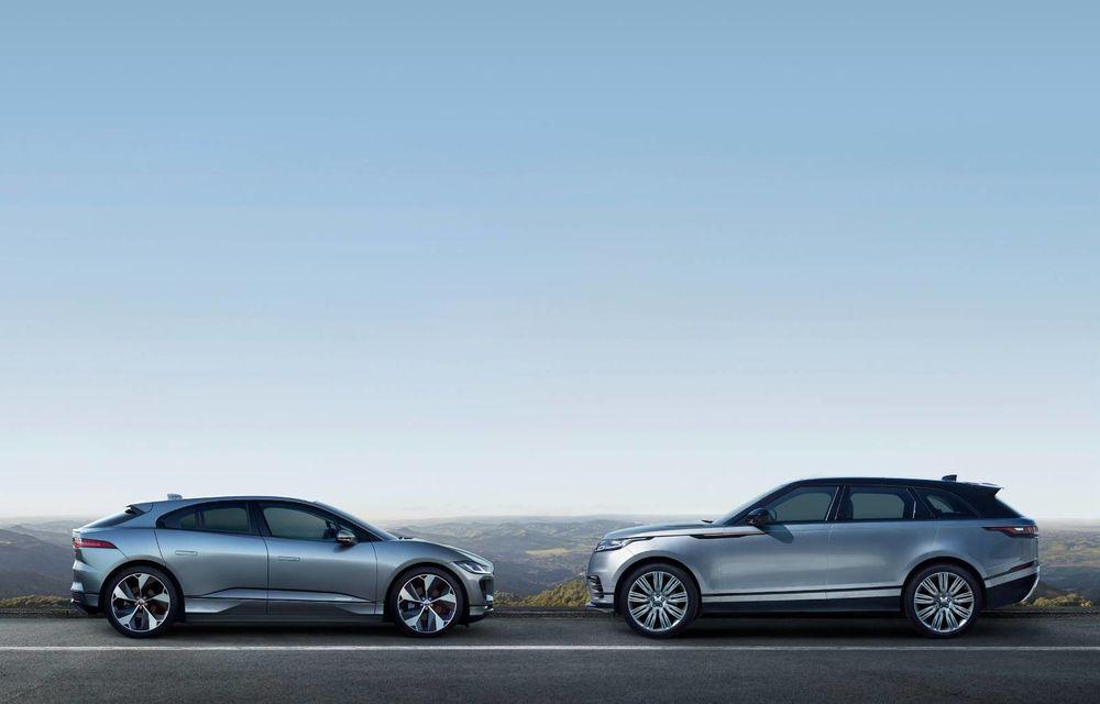 Jaguar Land Rover reduce capacitatea de producție cu 25% în următorii 5 ani - Poza 1