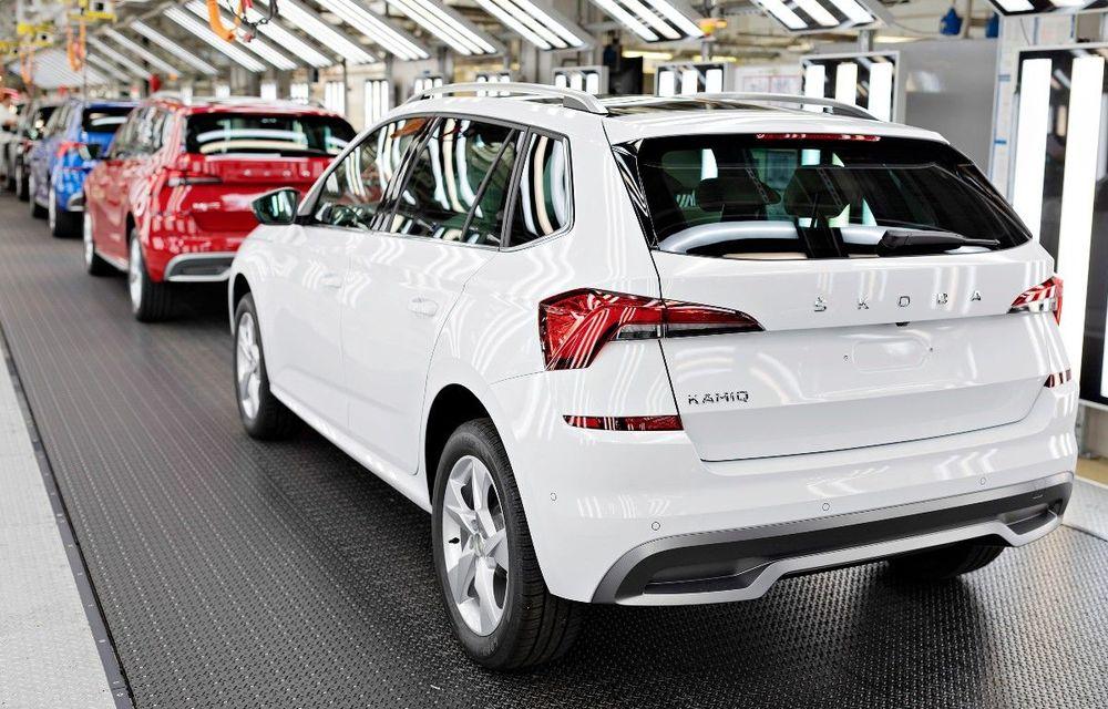 Sărbătoare la Skoda: cehii au atins o producție de două milioane de SUV-uri - Poza 1
