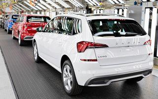 Sărbătoare la Skoda: cehii au atins o producție de două milioane de SUV-uri