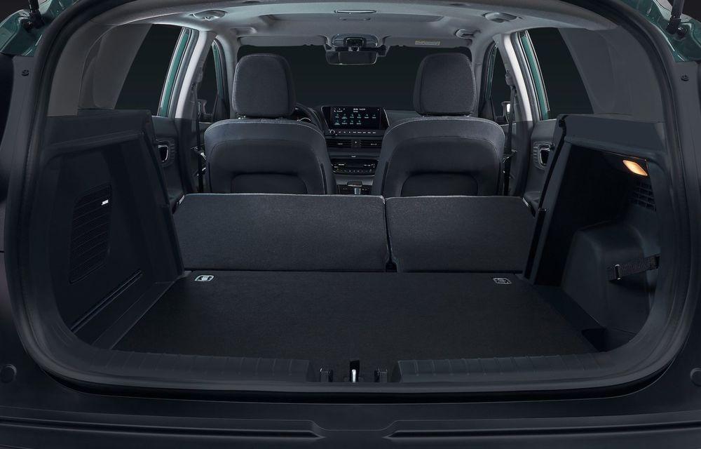 OFICIAL: Hyundai Bayon debutează ca rival pentru Ford Puma și Nissan Juke - Poza 13