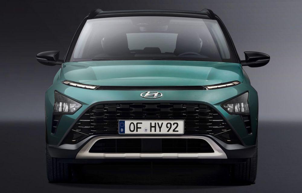 OFICIAL: Hyundai Bayon debutează ca rival pentru Ford Puma și Nissan Juke - Poza 6