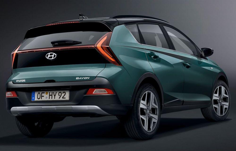 OFICIAL: Hyundai Bayon debutează ca rival pentru Ford Puma și Nissan Juke - Poza 4