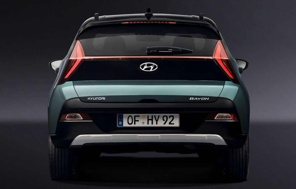 OFICIAL: Hyundai Bayon debutează ca rival pentru Ford Puma și Nissan Juke - Poza 5