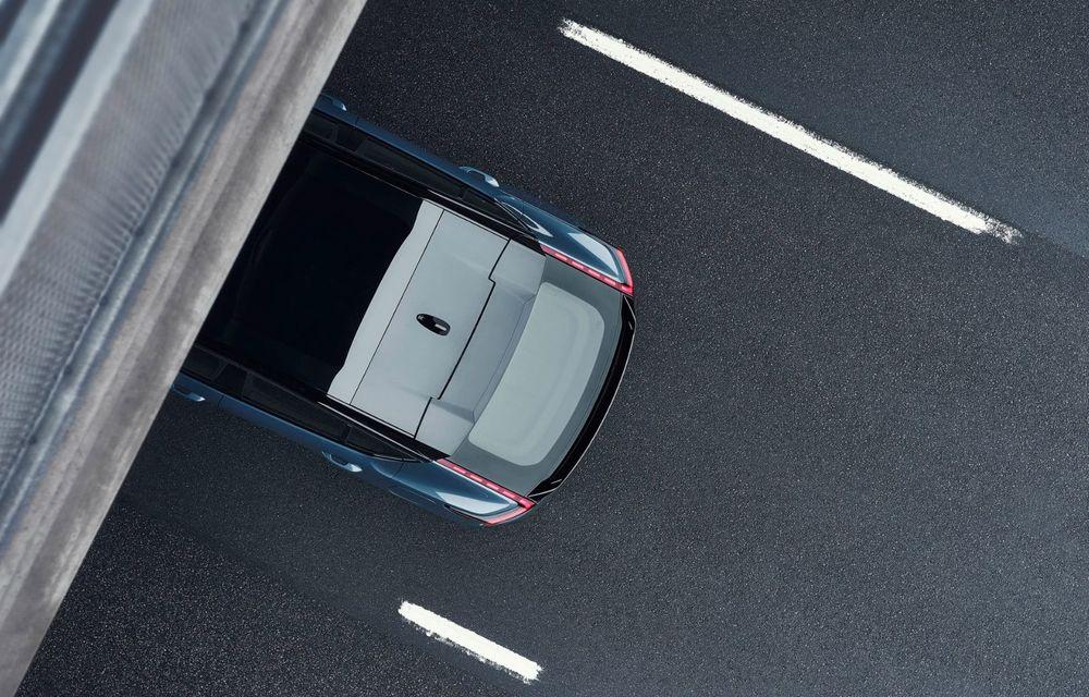 Noul Volvo C40 Recharge: SUV coupe 100% electric cu autonomie de 420 de kilometri - Poza 28