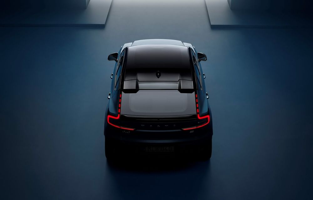 Noul Volvo C40 Recharge: SUV coupe 100% electric cu autonomie de 420 de kilometri - Poza 38