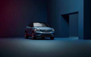 Noul Volvo C40 Recharge: SUV coupe 100% electric cu autonomie de 420 de kilometri