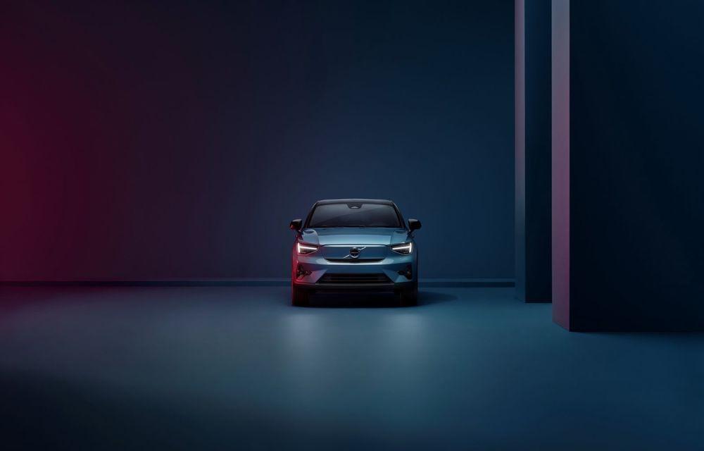 Noul Volvo C40 Recharge: SUV coupe 100% electric cu autonomie de 420 de kilometri - Poza 12