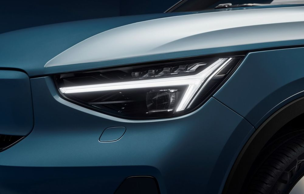 Noul Volvo C40 Recharge: SUV coupe 100% electric cu autonomie de 420 de kilometri - Poza 4