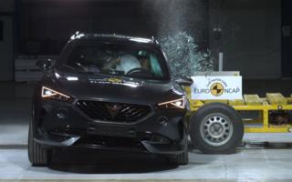 Primele rezultate EuroNCAP din 2021: noile Polestar 2 și Cupra Formentor primesc 5 stele
