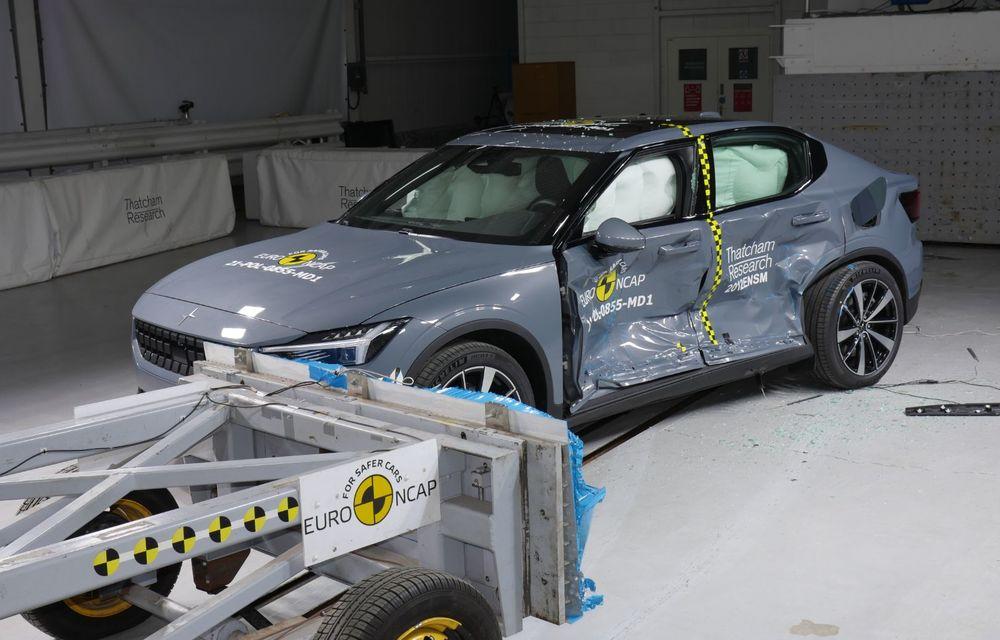 Primele rezultate EuroNCAP din 2021: noile Polestar 2 și Cupra Formentor primesc 5 stele - Poza 6
