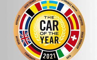 Au fost anunțate finalistele pentru titlul Mașina Anului 2021 în lume. Câștigătorul îl aflăm în 20 aprilie