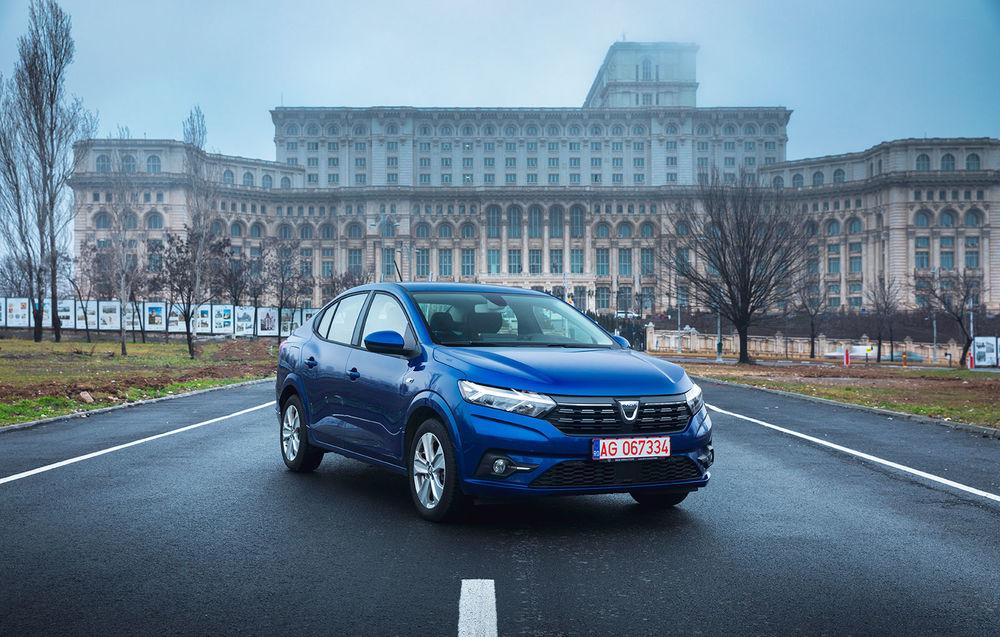 Test Drive Dacia Logan 1.0 benzină + GPL
