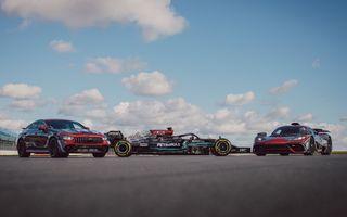 Mercedes-Benz a publicat primele imagini teaser cu noul AMG GT 73: motor V8 hibrid și 800 CP