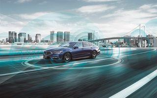 Honda va permite un condus autonom de nivel 3, mulțumită noilor sisteme de siguranță Sensing Elite