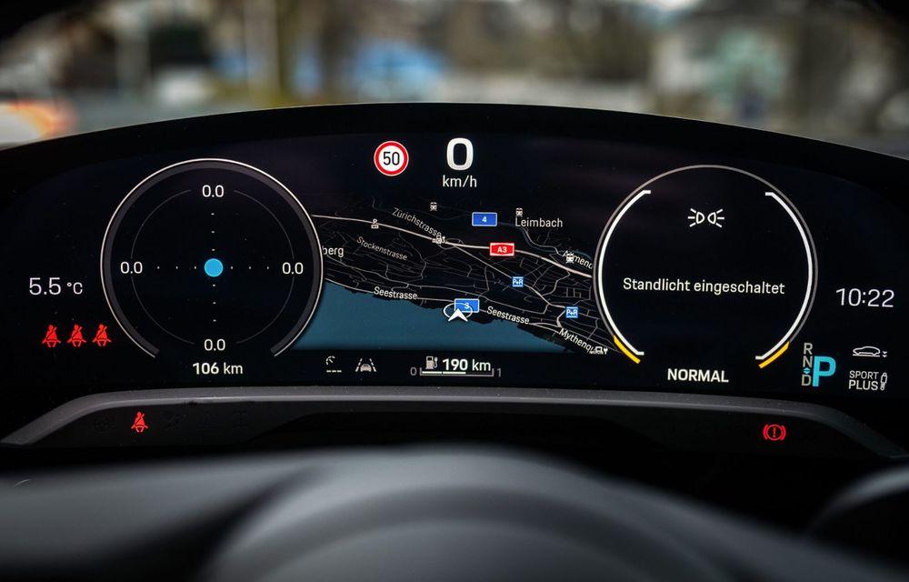 După BMW, și Porsche dă naștere unui Art Car: acest Taycan 4S unic va fi scos la licitație - Poza 15