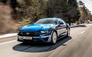 Ford Mustang, cu motor de 2.3 litri turbo, eliminat de pe piața europeană, inclusiv din România