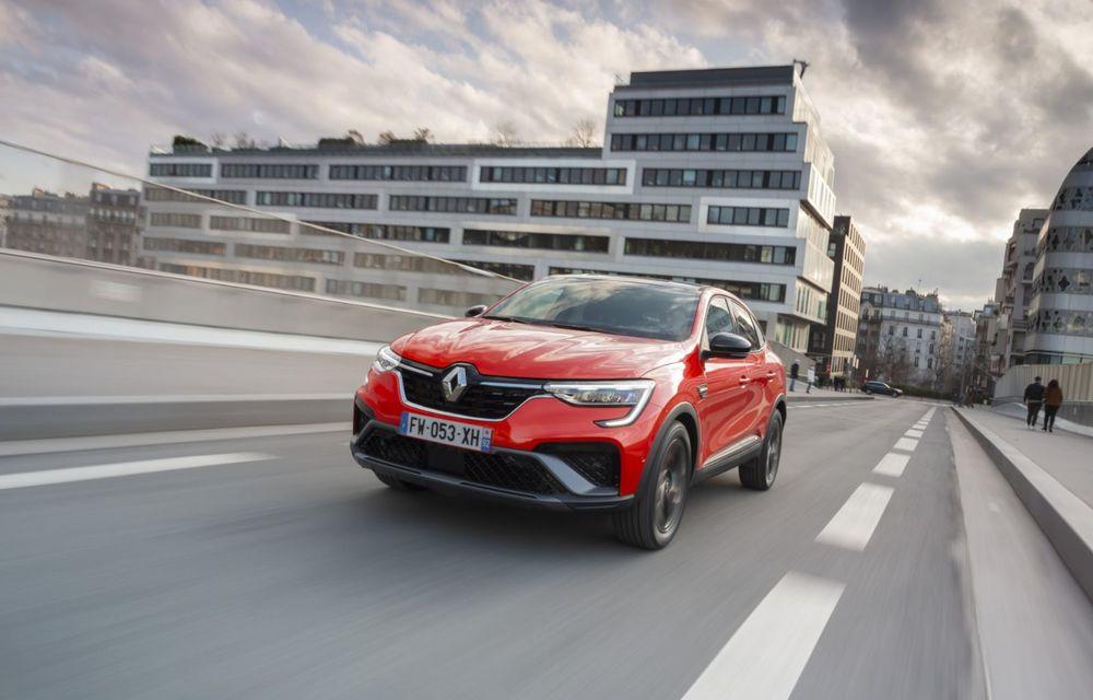 Renault Arkana poate fi comandat în Europa. Pornește de la 30.000 de euro în Franța - Poza 16
