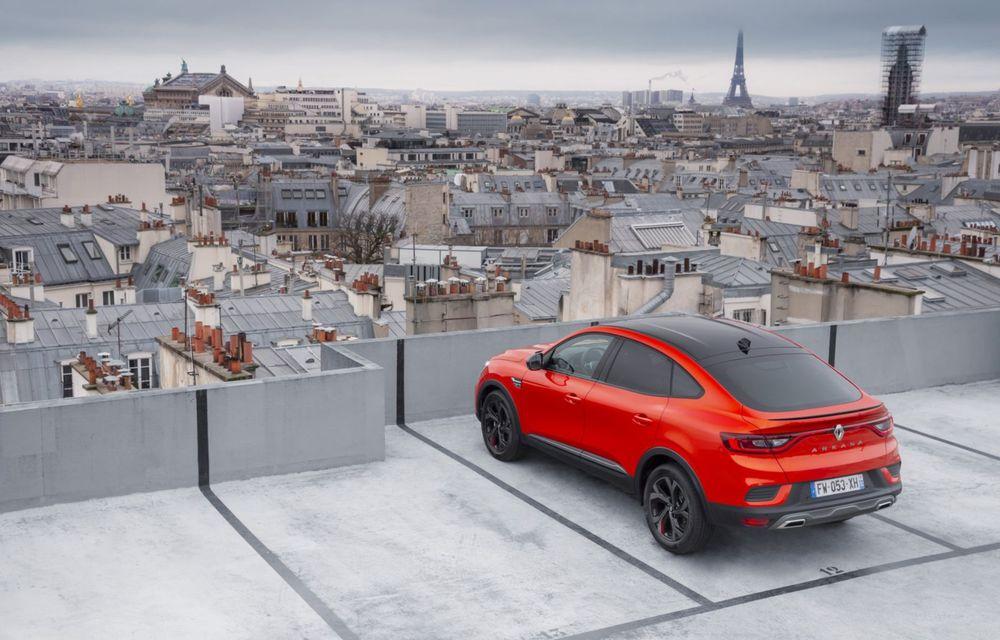 Renault Arkana poate fi comandat în Europa. Pornește de la 30.000 de euro în Franța - Poza 20