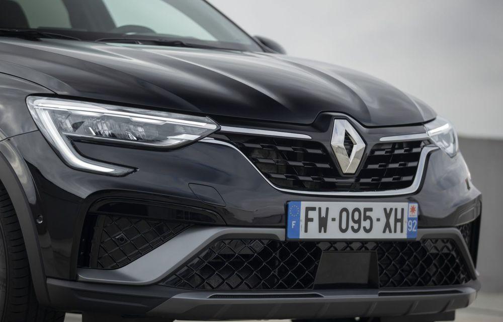 Renault Arkana poate fi comandat în Europa. Pornește de la 30.000 de euro în Franța - Poza 15