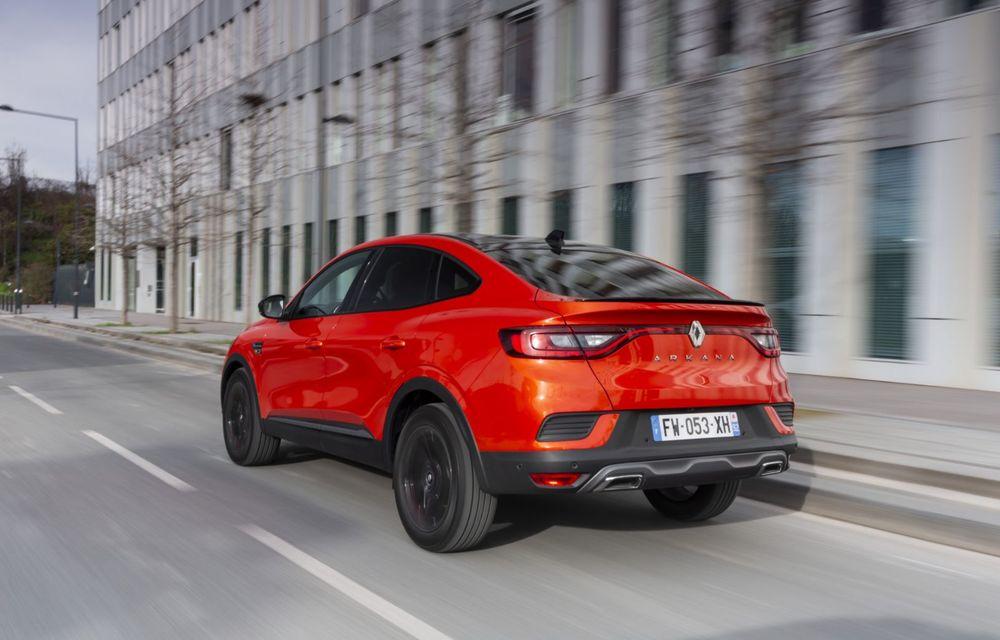 Renault Arkana poate fi comandat în Europa. Pornește de la 30.000 de euro în Franța - Poza 18