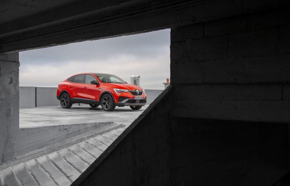 Renault Arkana poate fi comandat în Europa. Pornește de la 30.000 de euro în Franța - Poza 19