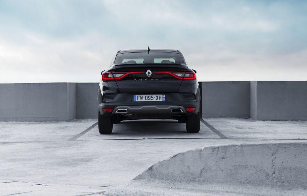 Renault Arkana poate fi comandat în Europa. Pornește de la 30.000 de euro în Franța - Poza 13