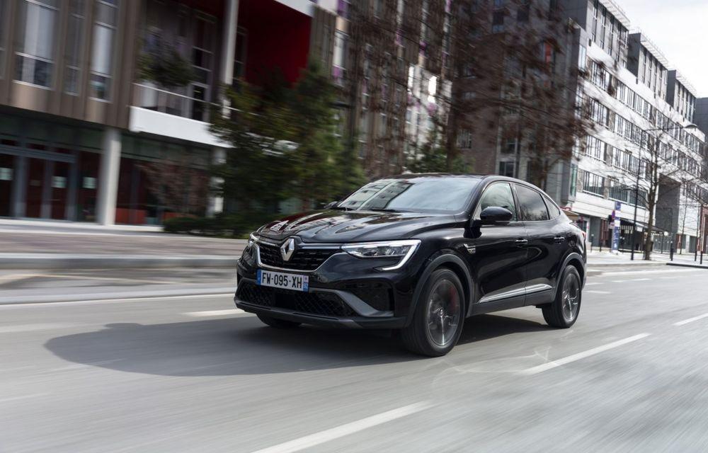 Renault Arkana poate fi comandat în Europa. Pornește de la 30.000 de euro în Franța - Poza 3