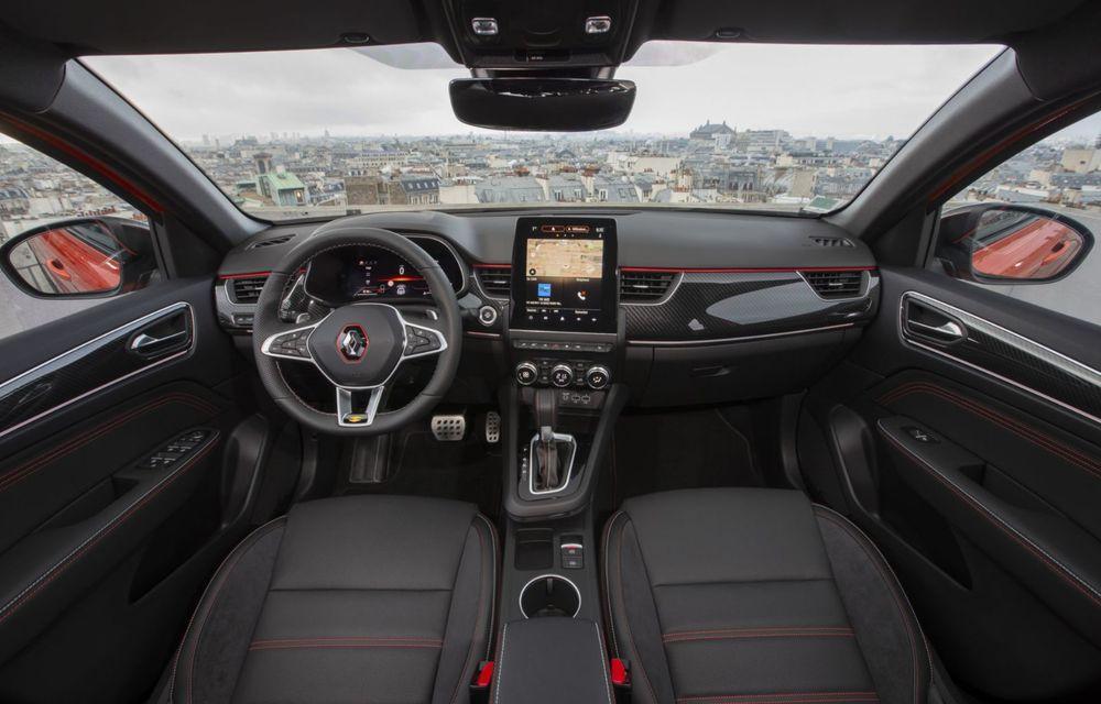 Renault Arkana poate fi comandat în Europa. Pornește de la 30.000 de euro în Franța - Poza 23