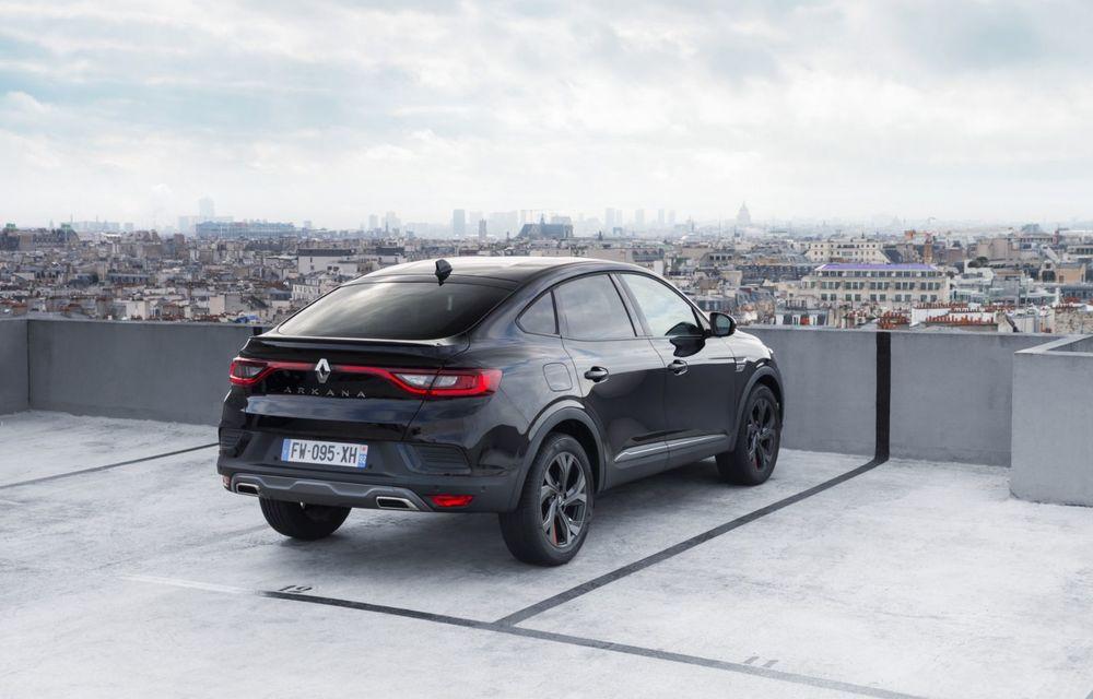 Renault Arkana poate fi comandat în Europa. Pornește de la 30.000 de euro în Franța - Poza 11