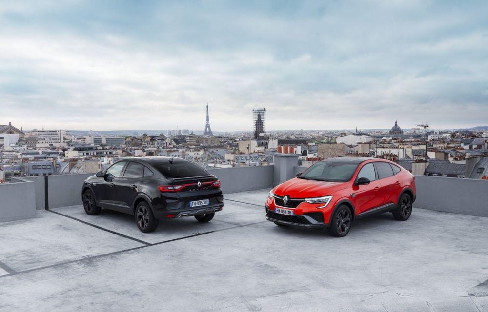 Renault Arkana poate fi comandat în Europa. Pornește de la 30.000 de euro în Franța - Poza 2